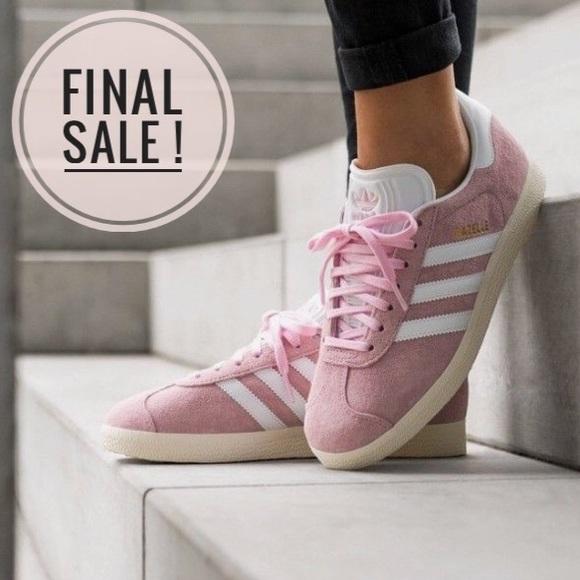heiß NWT Rare Adidas Gazelle with extra shoe laces  großer Rabatt